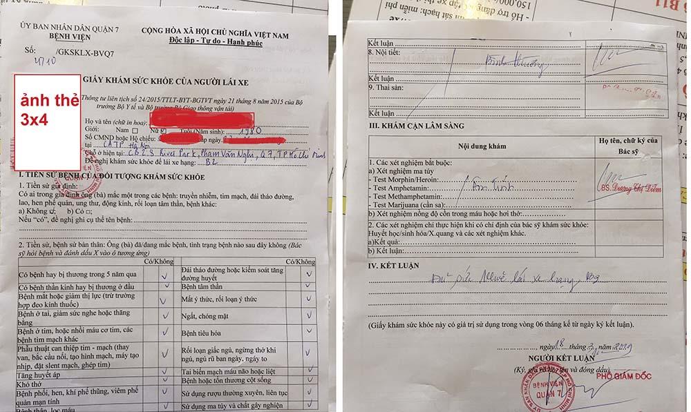 Cách đăng ký thi bằng moto A2