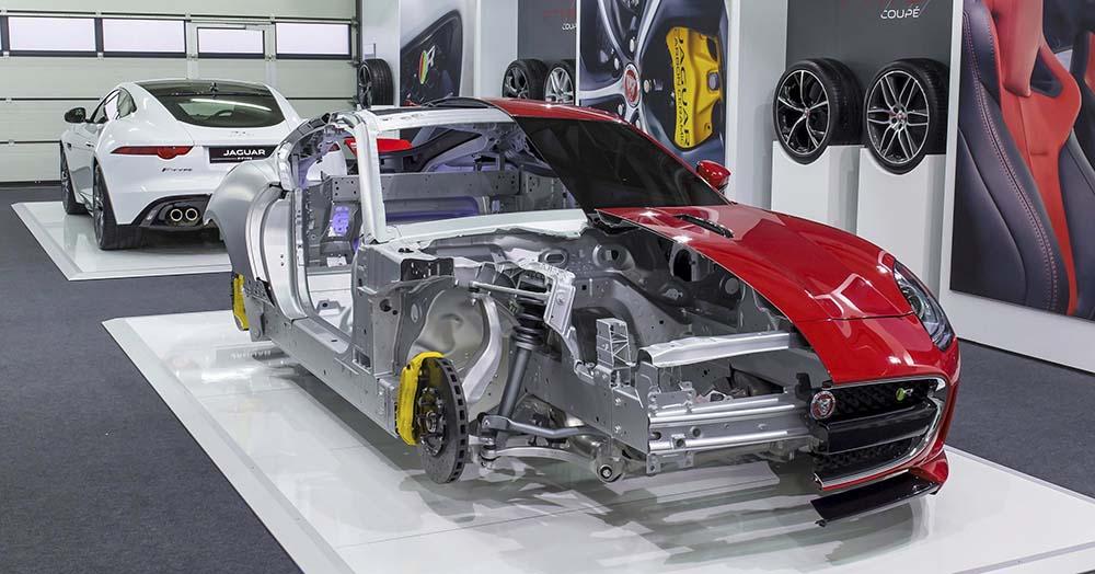 Lợi ích của hệ thống treo khí nén ô tô