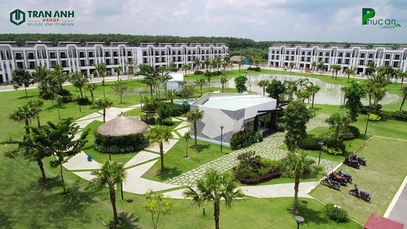 Trần Anh Group là đơn vị phát triển dự án Phúc An Garden giai đoạn 2