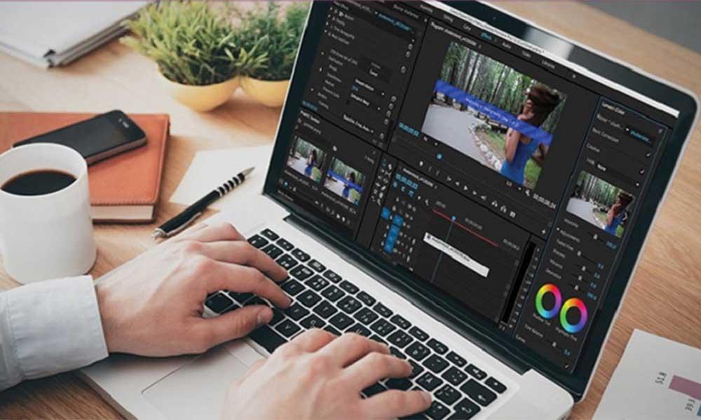 Khóa học edit video bằng Adobe Premiere