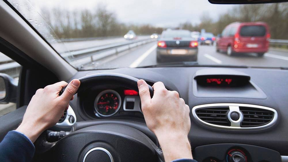 Kinh nghiệm lái xe đường trường